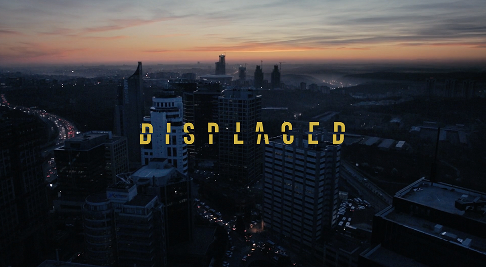 Displaced / documentary